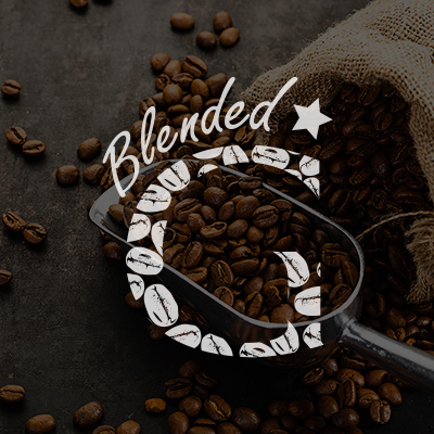 Grand Premium Blended Coffee